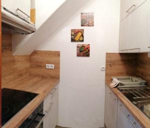 FeWo-Rot-Küche